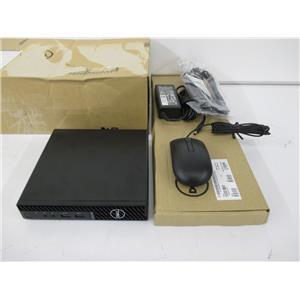 Dell H1D72 OptiPlex 3080 MFF i5-10500T 8GB 256GB NVMe W10P 2024 WARR - CASE DMG