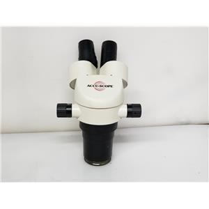 Accu-Scope Stereo Microscope Binocular Head