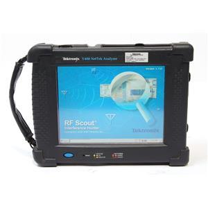Tektronix Y400 NetTek Transmission Line & Interference Analyzer w YBT250 YBA250