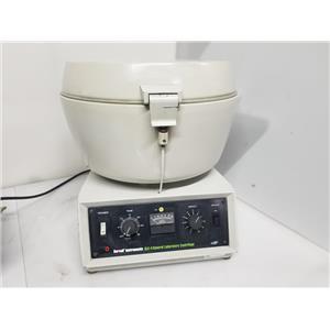 Sorvall Instruments GLC-4 General Laboratory Centrifuge w/ Rotor