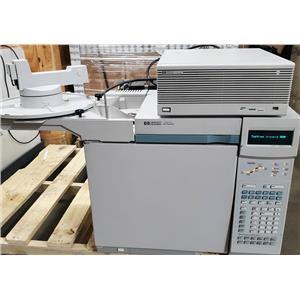 AGILENT 6890 GAS CHROMATOGRAPH G1530N