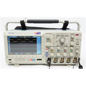 Tektronix MSO2024B 200MHz 4+16 Channel 1GS/s Oscilloscope with 2x P2221 Probes