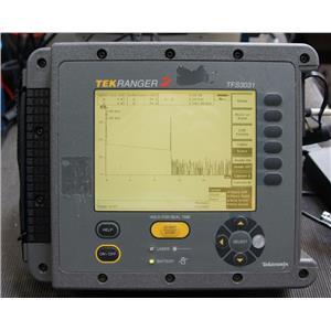 Tektronix TFS3031 Tekranger Fiber Optic OTDR with Options 03 04 11 1S 24 34