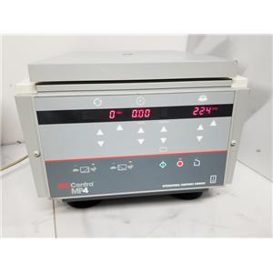IEC Centra MP4 Centrifuge w/ 4-Slot Rotor