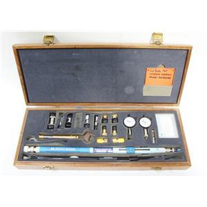 HP 85054B Standard Mechanical Calibration Kit, DC to 18 GHz, Type-N, 50 ohm