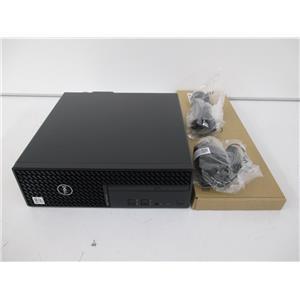 Dell RNF8N OptiPlex 3080 SFF i5-10505 16GB 256GB NVMe W10P UNUSED w/WARR TO 2024