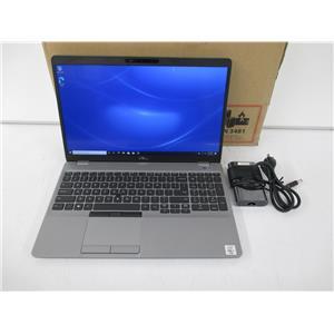 """Dell Y377X Latitude 5510 15.6"""" Touch Core i7-10610U 16GB 512GB W10P 2024 WARR"""