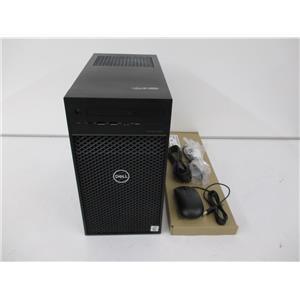 Dell 1N9WY Precision 3640 MT i7-10700 32GB 512GB W10P OPEN/UNUSED W/2026 WARRNTY