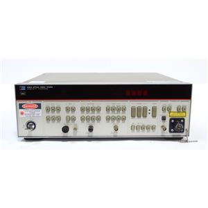 HP / Agilent 8150A Optical Signal Source 850nm Stimulus Laser with Key