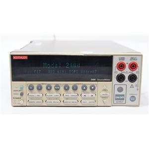 Keithley 2400 Source Meter SMU
