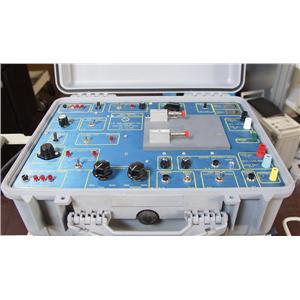 L.S. and Company Inc. GFCI TESTER Model GFI-120/5A
