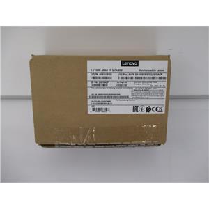 "Lenovo 4XB7A10153 ThinkSystem 2.5"" 5200 480GB EN SATA 6Gb Hot Swap SSD - SEALED"
