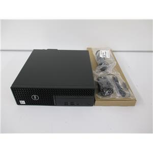 Dell 1FV8K OptiPlex 3080 SFF i3-10100 8GB 128GB W10P UNUSED w/WARR TO 2024