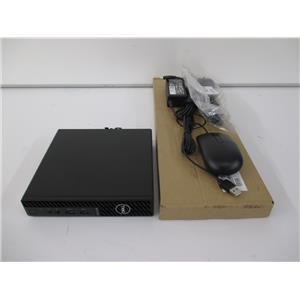 Dell RHDRD OptiPlex 3080 MFF Core i5-10500T 8GB 256GB W10P w/WARR TO 2024!