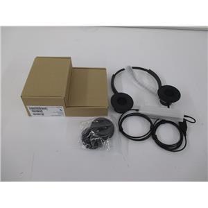 Jabra 2399-829-109 Jabra BIZ 2300 USB UC Duo Headset - NEW