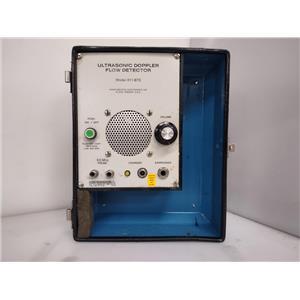 Parks Medical 811-BTS Doppler Flow Detector (NO POWER ADAPTER)