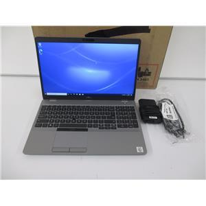 "Dell P5WXW Latitude 5510 -15.6""- Core i5 10310U 8GB 256GB NVMe WARR TO 2024"