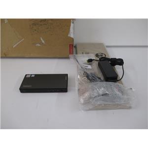 Lenovo 11AD001XUS ThinkCentre M90n-1 -Ultra Small- Core i7-8665U 16GB 256GB W10P