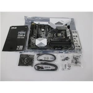 ASUS PRIME Z390-A LGA 1151 Intel Z390 SATA 6Gb/s ATX Intel OPEN/UNUSED