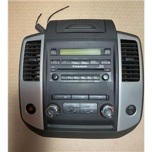 2009-2012 Nissan Xterra Frontier Center Dash Bezel Garmin GPS Rockford Fosgate