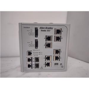 Allen Bradley Stratix 8000 1783-MS10T Ser A (Untested)