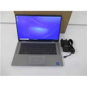 """Dell XYF58 Latitude 9520 15"""" i7-1185G7 16GB 512GB W10P w/ WARR TO 2024 SCRATCH !"""