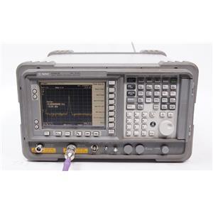 Agilent E4407B 26.5GHz Spectrum Analyzer w/ Tracking Gen AYZ 1DR B72 1D5 229 B7D
