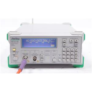 Anritsu MF2414B 10Hz - 40GHz Microwave Frequency Counter