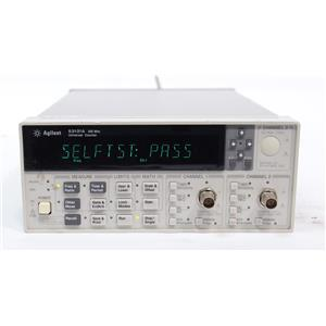 HP / Agilent 53131A 225 MHz Universal Frequency Counter