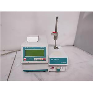 Metrohm 756 KF Coulometer w/ 703 Ti Stand (As-Is)