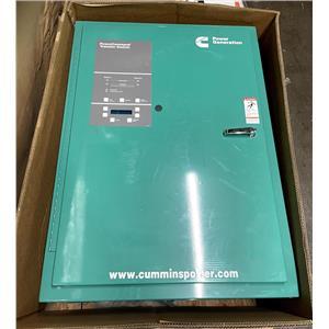 Cummins Power Generation Transfer Switch 260A 480V 3Pole  OTPCB-1521451