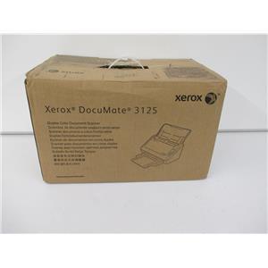Xerox 100N02793 DocuMate 3125 Document Scanner - Desktop - USB 2.0 - NEW, OPEN