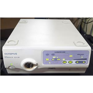 OLYMPUS EVIS EXERA II CLV-180 ENDOSCOPY SYSTEM
