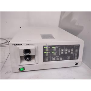 Pentax EPM-3300 Endoscope Video Processor (As-Is)