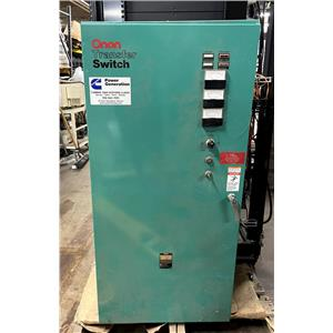 Onan OTCU600-C/429G Automatic Transfer Switch 120/208V / 600A / 3 Phase