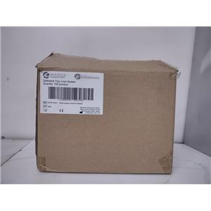 Meditech Endoscopy Endo Safestack Sterilized Tray Liner EXP 9/30/23 - Box of 100