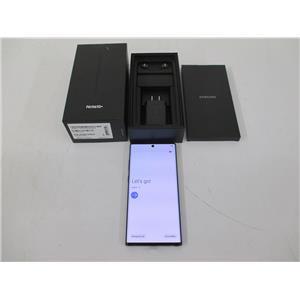 Samsung Galaxy Note10+ SM-N975UZKAXAA 256GB Smartphone (Unlocked, Aura Black)