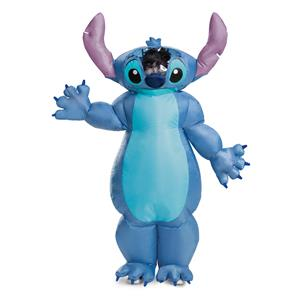 Lilo and Stitch: Stitch Inflatable Kids Child Costume One Size (up to 7-8)