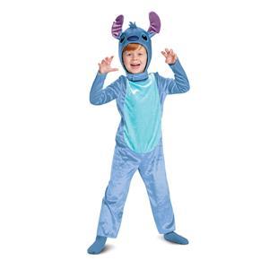 Lilo and Stitch: Stitch Jumpsuit Dress Child Costume 4-6