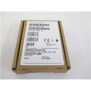 HPE 875488-B21 240GB SATA-6GBPS MU M.2 2280 SSD - FACTORY SEALED