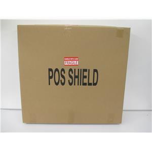 """Star Micronics 37969750 Pos Sneeze Shield, 30"""" W x 34"""" H - NEW"""