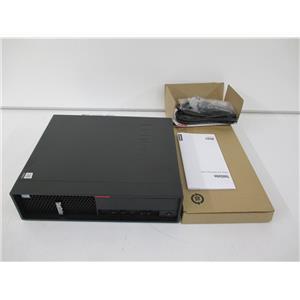 Lenovo 30D1000SUS ThinkStation P330 SFF Workstation Core i7-9700 16GB 512GB W10P