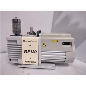 Thermo Savant ValuPump Rotary Vacuum Pump VLP120