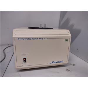 Savant RVT400 Refrigerated Vapor Trap