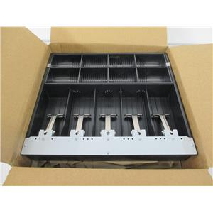 Wasp 633808491208 Wasp WCD-5000 Replacement CASH Drawer TRAY - NEW, OPEN BOX