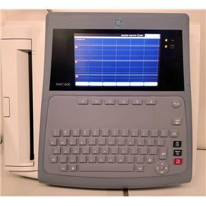 GE MAC 1600 EKG MACHINE