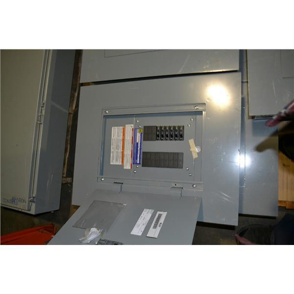 12293761850750001 Square D 60 Amp Max Panel Box
