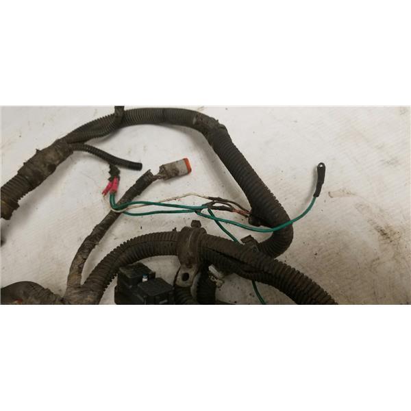 2001 dodge cummins 2500 3500 5 9l cummins engine wiring harness tag  ar55736