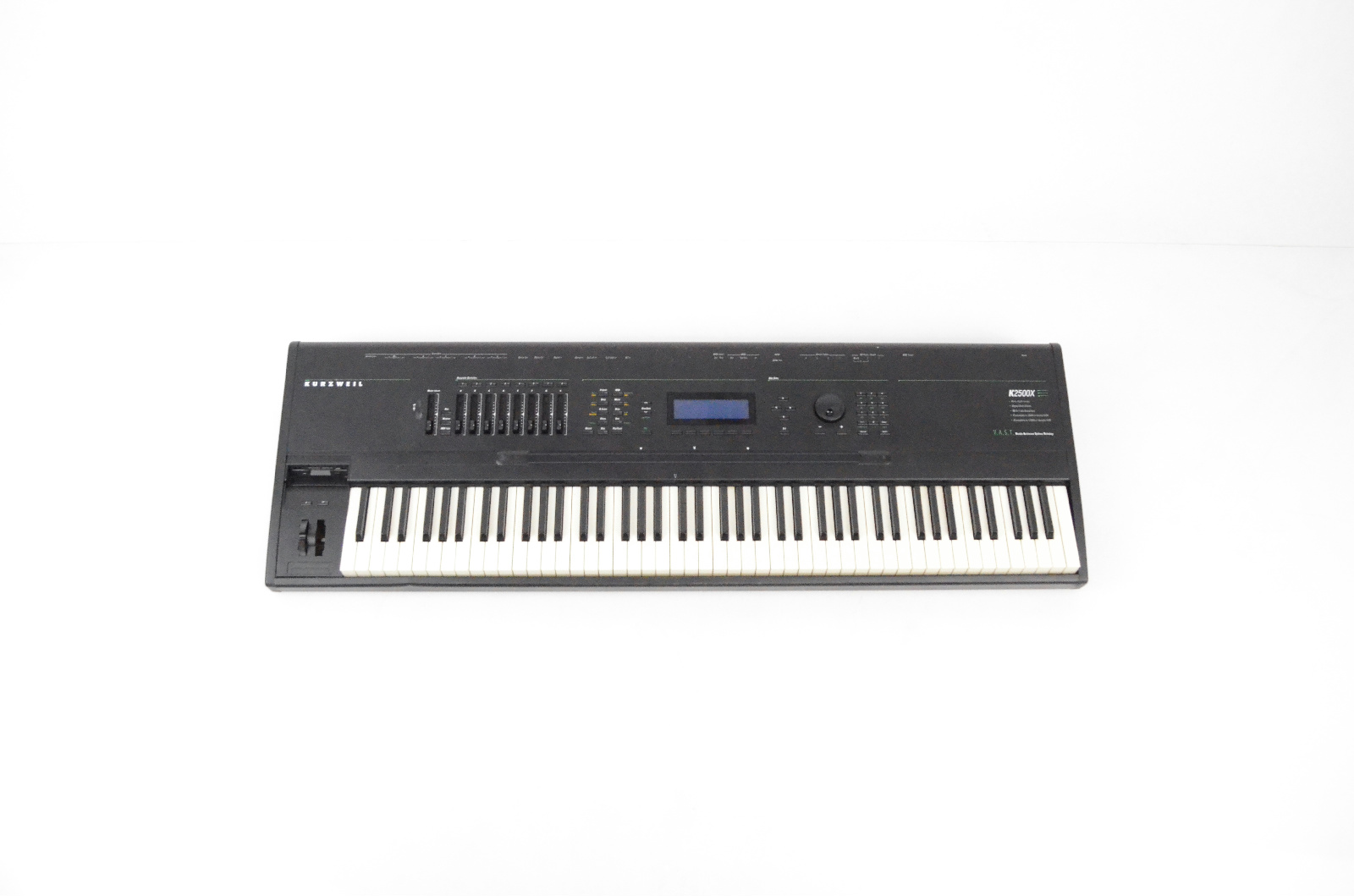 Kurzweil K2500X Sampler Workstation Keyboard K2500XS Owned by Lyle Mays #32691